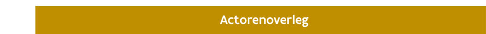 Actorenoverleg